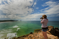 Fraser Island Bluedog-Kingfisher Bay Resort Photography Tour